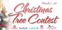 Eagle Mountain Casino Christmas Tree Contest 2016 / Christmas tree, decorations, holiday