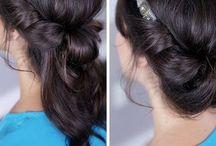 How to... Hair/ Paso a paso pelo