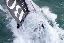 Action sailing