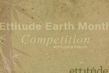 Ettitude Earth Month Competition
