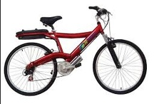e-Bike / Various electric bikes videos and more.