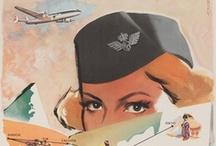 Vintage Travel Advertisement / #Vintage #Travel #Advertisement