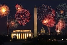 Best Places to Celebrate the 4th of July / Locations for great 4th of July events #4th #July #Fireworks #Celebration