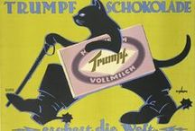 Cats in Chocolate Ads