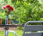 Cabanes glamping - Parenthèses imaginaires - Dordogne Périgord / Parenthèses imaginaires vous propose des séjours en cabanes pour un camping nature chic et ludique. En exemple nous vous présentons, ici, la cabane bohème