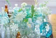 Bottole & Glass jar