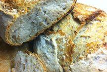 my bread / Panificazione con la mia pasta madre