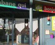"""La cabane qui dit bonjour - Parenthèses imaginaires Dordogne-Périgord / Voici l'accueil sur le thème """"nous et les petits oiseaux""""  et qui porte le joli nom de """"la cabane qui dit bonjour"""" !"""