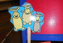 2014 Kansas Reads to Preschoolers / Activities and crafts to go with Is Everyone Ready for Fun?