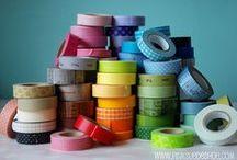 Washi tape / Ideas