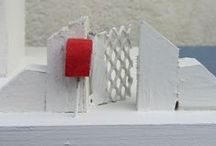 Houses / Wooden houses - handmade by Bert Dufour
