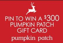 Pumpkin Patch: All I want for Christmas / Ideal Christmas