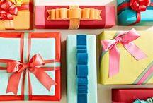 Geschenke & Verpackungen