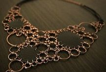 My chainmaille / Extraordinary chainmaille jewelry & artifacts - by TerraLegenda