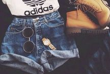 Cute outfits / Cute outfits that I wish that I could rock