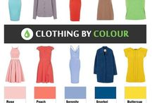 Clothing By Colour Blog