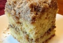 Coffee Cakes / Feeding my Coffee Cake obsession...