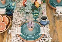 Mariage nature champêtre guinguette / Nos coups de cœur de décoration de mariage nature champêtre guinguette