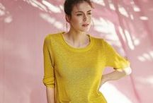 Canary Yellow Fashion / Clothes, shoes and accessories in canary yellow. Find more at https://www.clothingbycolour.com/womens/all/?Sort=Newest&Colour=canary+yellow