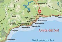 Andalucia - Spain / Andalucia Malaga - Seville - Cordoba - Granada