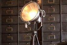 Lampy: industrialne