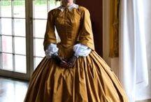 Dress 1850-1869