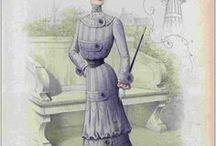 dress 1900-1910