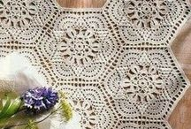 Embroidery et crochet