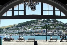 Dartmouth Restaurants / Be it fine dining, the best seafood in the South West, family friendly restaurants, restaurants with great river or sea vies, Dartmouth and the surrounding area has them all. Remember, double clicking on each photo takes you through to the restaurant's website. #Dartmouth