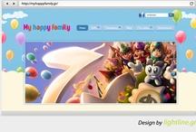 WEB DEVELOPMENT/ DESIGN / Lightline Portfolio