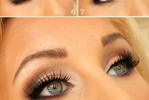 Ball Make Up Ideas / Looking for simple and elegant make up styles