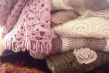 crochet, diy, knitting / tutto quello che mi piace