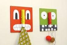 ideas para el jardin de infantes / by Fabiola