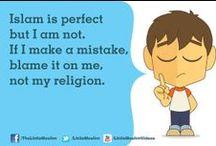 ISLAM الإسلام ♥ way of life اسلاميات / ALLHAMDULLILAH ! :) الحمدلله علي نعمة الاسلام
