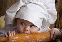 cucina creativa / anche l'occhio vuole la sua parte