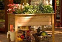 Aménagements de jardin / Tous les produits que vous pouvez trouver dans le jardin. Les accessoires, la décoration, les produits en bois grâce auquels votre jardin sera encore plus beau et plus pratique.