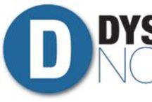 Dyslexia / En samling av nyttige sider om dysleksi.