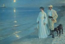 The Skagens painters / Danish painter P.S. Krøyer (1851-1909) is a central figure in The Hirschsprung Collection as well as Anna and Michael Ancher.