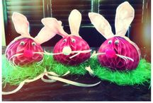 Easter Hat Parade / design ideas