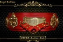 CUJO Collar Red