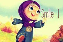Happy Hijabi :)