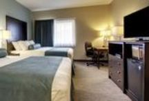 Fort Dodge, IA Cobblestone Inn & Suites / Enjoy a convenient location near everything Fort Dodge, Iowa has to offer!