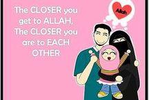 Happy Muslim Family :) / رَبَّنَا ءاتِنَا فِي الدُّنْيَا حَسَنَةً وَفِي الآخِرَةِ حَسَنَةً وَقِنَا عَذَابَ النَّارِ