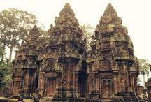 Camboya / Espectacular pais