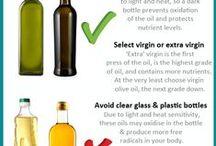 Olio extra vergine di oliva biologico / Le mille cose che si possono fare con olio extra vergine di oliva proveniente da agricoltura biologica.