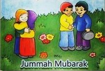 Jummah Mubarak(Friday)
