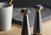 Tableware - Salt & Pepper Shakers