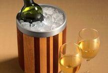 Wine & Bar Accessories - Bottle Chillers & Ice Buckets
