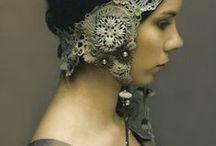 berretti, fasce,.... / cose da fare / by Maria Grazia Agnoletto