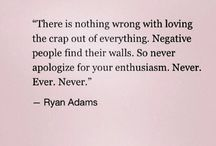 Quotes etc